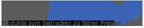 Bedruckbare Artikel für Sublimation, Plotten und Sticken-Logo